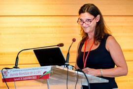 conference LMC France Michèle Fernandez-Henocque Art-Thérapeute Marseille