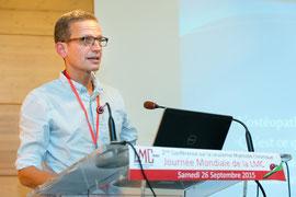 conference lmc france Tristan Berthier Ostéopathe Aix en Provence ostéopathie