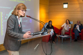 docteur Delphine Réa Hématologue Hôpital Saint Louis financé LMC France étude cellules NK Natural Killer système immunitaire arrêt traitement Imatinib Mesylate