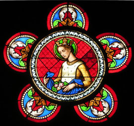 Sainte Élisabeth de Hongrie