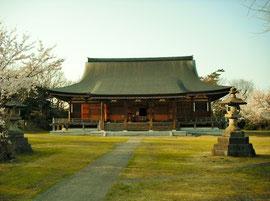 謙信公が中興の五智国分寺です。