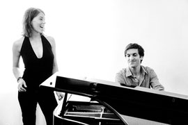 """Rafael Orth"" ""Birte Schöler"" Singer Freiburg Piano"