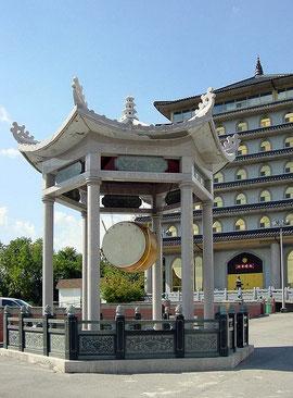Der Cham Shan Tempelbezirk