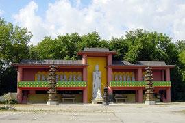 Statue der Guanyin