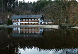 Das Waldhaus Deininger Weiher