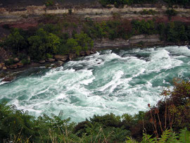 White Water (Niagara River Rapids)