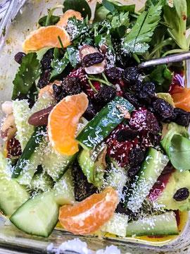 Vegan und reich an Mineralien und Vitaminen