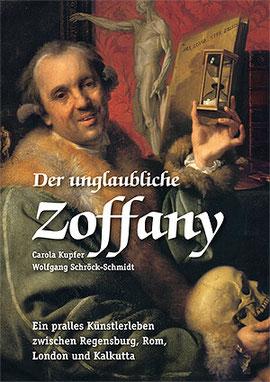 Cover Der unglaubliche Zoffany