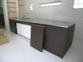 キッチン・蓄暖収納