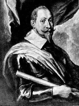 König Gustav Adolf (19. Dezember 1594 - 16. November 1632)