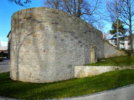 Der Jungfernkuss - im Bereich des früheren Karmeliterklosters