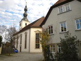 St. Salvator im Stadtteil Zürch