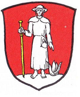................Das Wappen von Poppenhausen................