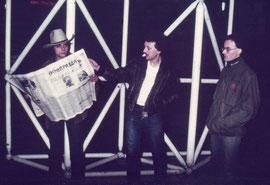 Freund aus Texas, Rainer, Michael, März 1981