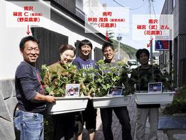 2013年6月27日 宮城県石巻にて