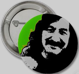 Leonard Peltier - badge