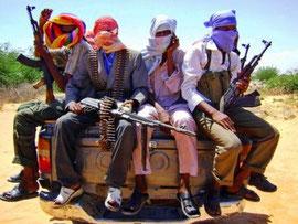 Al Shabab - militsen