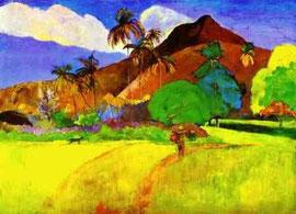 Paul Gauguin ( 7. juni 1848 i Paris - 9. maj 1903 på Marquesasøerne)