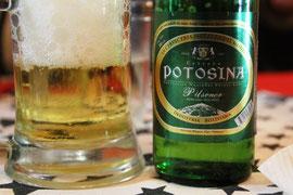 Une bière Potosina de Potosi !!