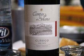 Vin de Tarija goûté au Salar d'Uyuni
