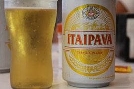 Bière Itaipava à boire bien fraîche !