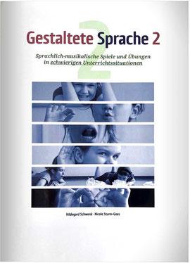 Gestaltete Sprache 2 Lehrbuch für Musikpädagogik