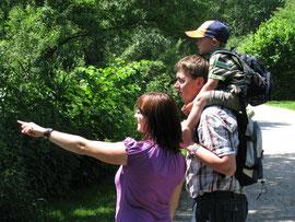 Freizeitmöglichkeiten im Oberpfälzer Wald