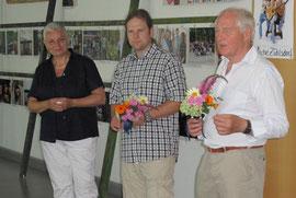 Ursel Liekweg, Andreas Lyson, Wolf-Dieter Rühle