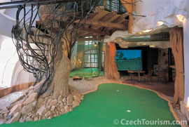 Indoor Golf Stirin