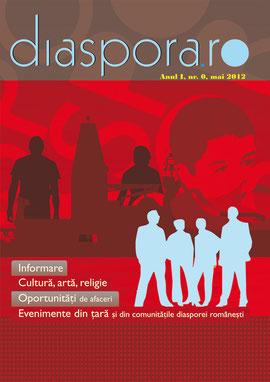 Kulturkreis Wien Einladung zur Präsentation der 1. Ausgabe von diaspora.ro