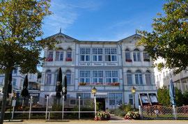 Bäderarchitektur auf Usedom
