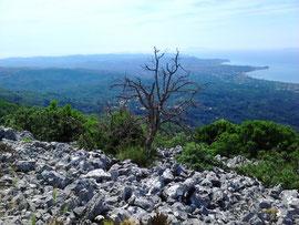 Panoramawanderung bei Lafki