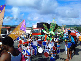 Karvenval auf Tobago