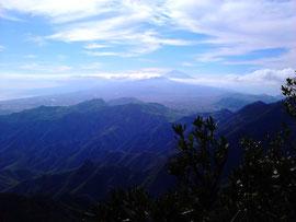 Anaga Gebirge und Pico de Teide, Teneriffa