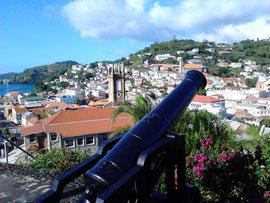 Fort George auf Grenada