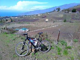 In den Bergen von La Palma