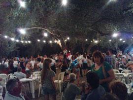 Dorffest in Afionas