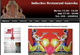 Ganesha Restaurant München