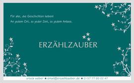 Erzählzauber - Ursula Weber