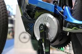 Der TQ HPR 120S e-MTB Motor im Detail