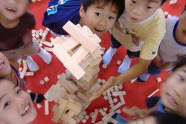 子どもたちの協調性や創造力も育まれます。