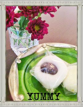 花豆の「年越し饅頭」