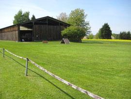 Trainingsplatz Alte Scheuer