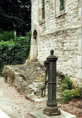 La Chapelle Yernée ( Juin 2009)