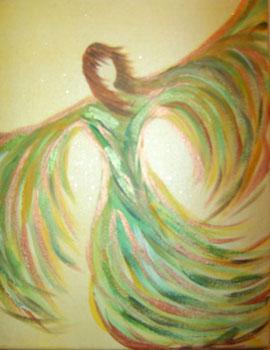 Tanzende Leichtigkeit