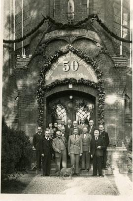 50 jähriges Jubiläum 1949