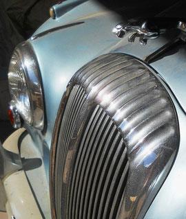 Jaguar MKII V8 Baujahr 1966