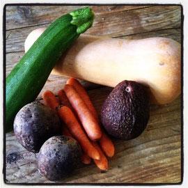 suikervrij bakken met groente