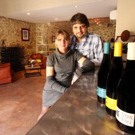 gite accueil vigneron a Montbrun des Corbières dans l'Aude