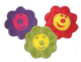 Kits doudous fleurs